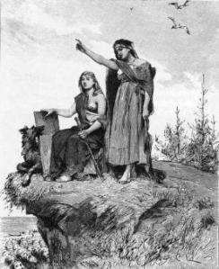 Seiðkona and Völva
